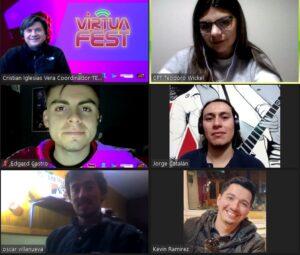 CFT Teodoro Wickel entrega premios a ganadores de Torneo de Videojuegos